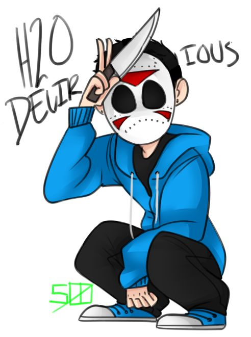 61 best images about H20 Delirious on Pinterest | Random ... H20 Delirious Drawings
