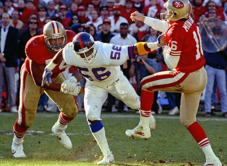 Lawrence Taylor, New York Giants #LT #NewYork #HOF #Giants #Legend #NFL