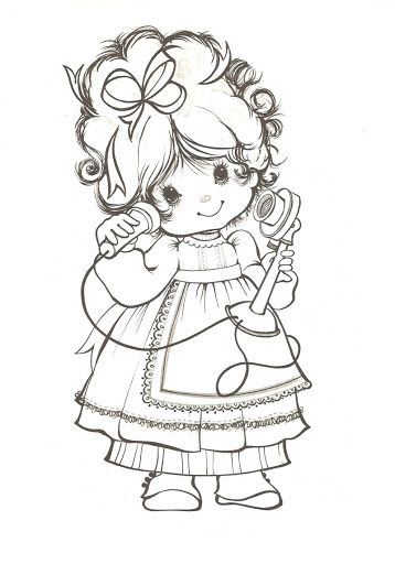83 best images about Free digi stamps girls on Pinterest ...