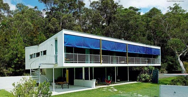 An Australian Mid Century Modern Family House