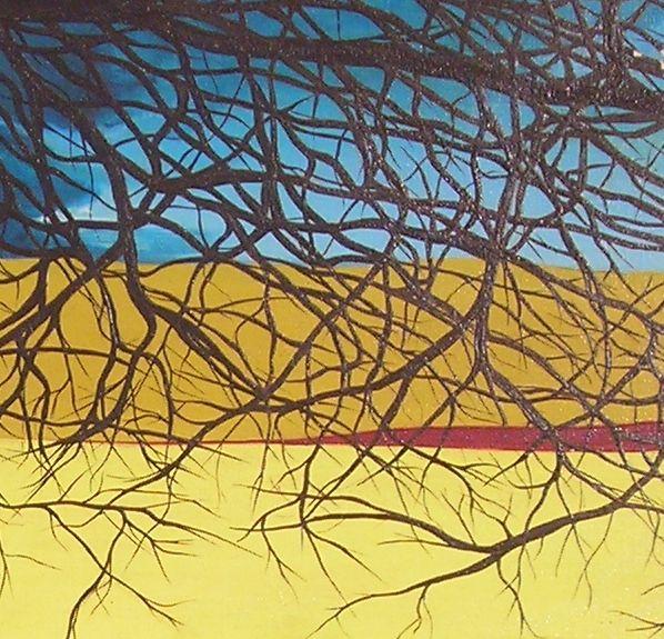 Desert. Oli Autor: Joan Illa