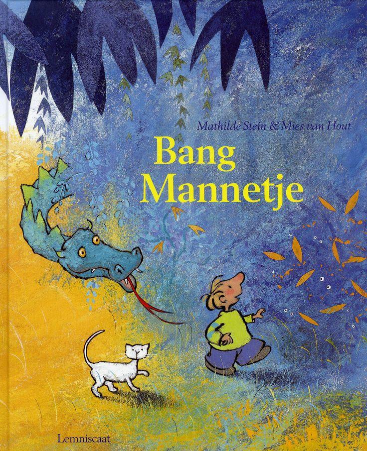 Bang Mannetje vindt het niet prettig dat hij overal bang voor is en wil naar de Toverboom voor raad. Maar daarvoor moet hij wel door het Wilde Woeste Woud.