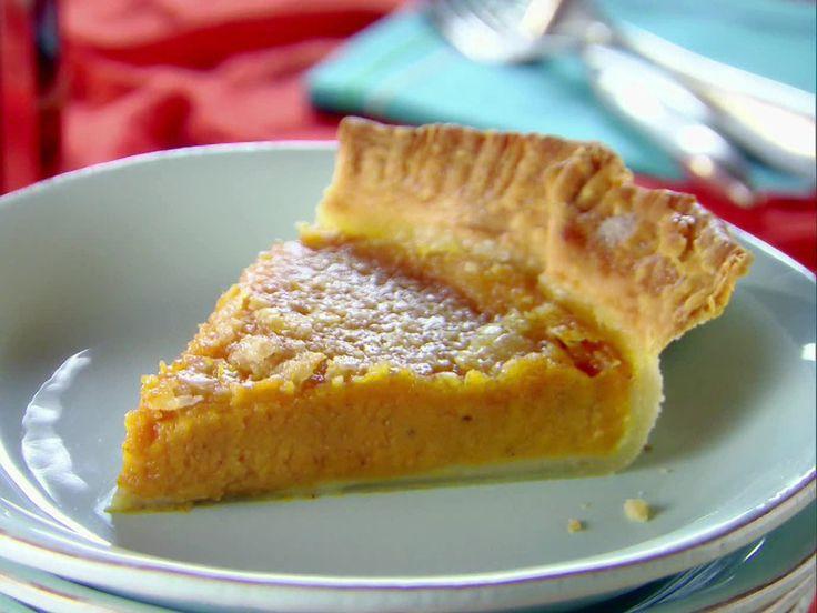 Sweet Potato Pie - Trisha Yearwood, FoodNetwork.com - http://www.foodnetwork.com/recipes/trisha-yearwood/sweet-potato-pie-recipe/index.html