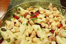 Macadamia Pasta Salad