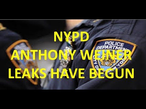 BREAKING - INSIDER SAYS NYPD HAS HAD ENOUGH WITH JAMES COMEY;  NEW WEINER LEAKS HAVE BEGUN - YouTube