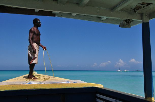Wish You Were Here: Dropping Anchor in Negril