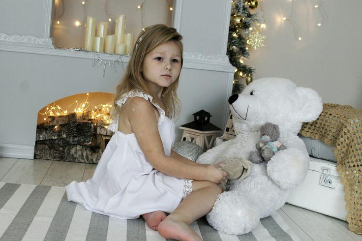 #kids #kidsfashion #fashion #ideas #christmas #lace #cotton #dress