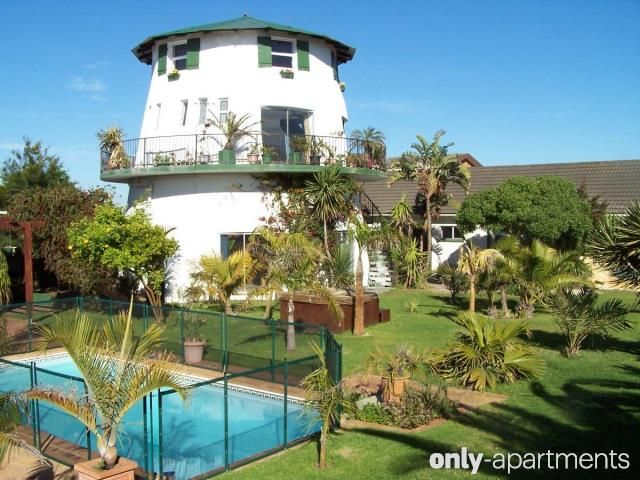 In Cape Oasis apartment in Cape Town, South Africa.