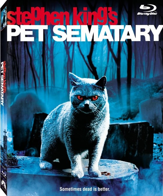 Pet Sematary-awesome movie! One of my favorites! :)