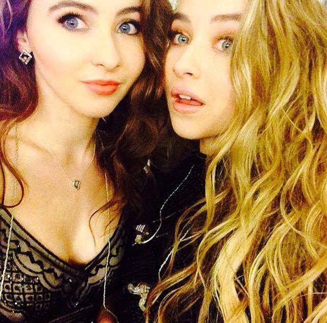 Carpenter sisters.