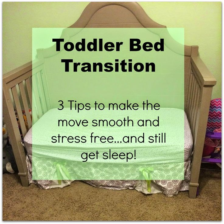 The 25 Best Toddler Bed Transition Ideas On Pinterest