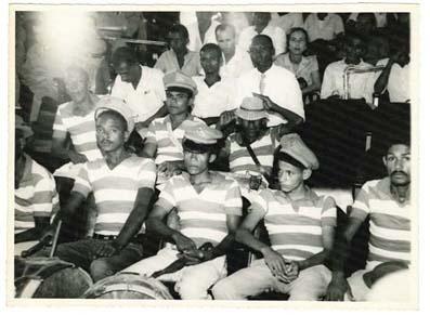 Maracatu Leão Coroado, 1967