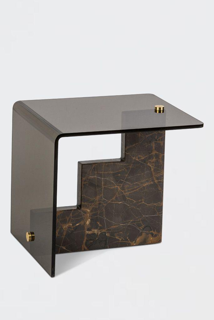 Huxley Side Table | Lawson Fenning
