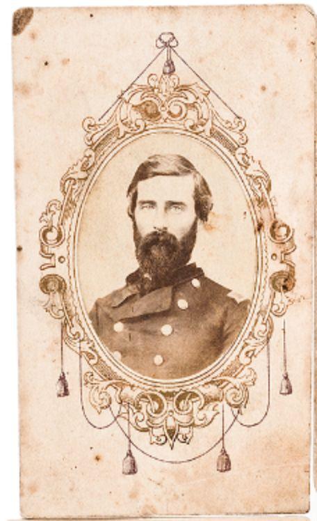 Bvt. Maj. Gen. Edward Hatch, Col. 2nd IA Cav.
