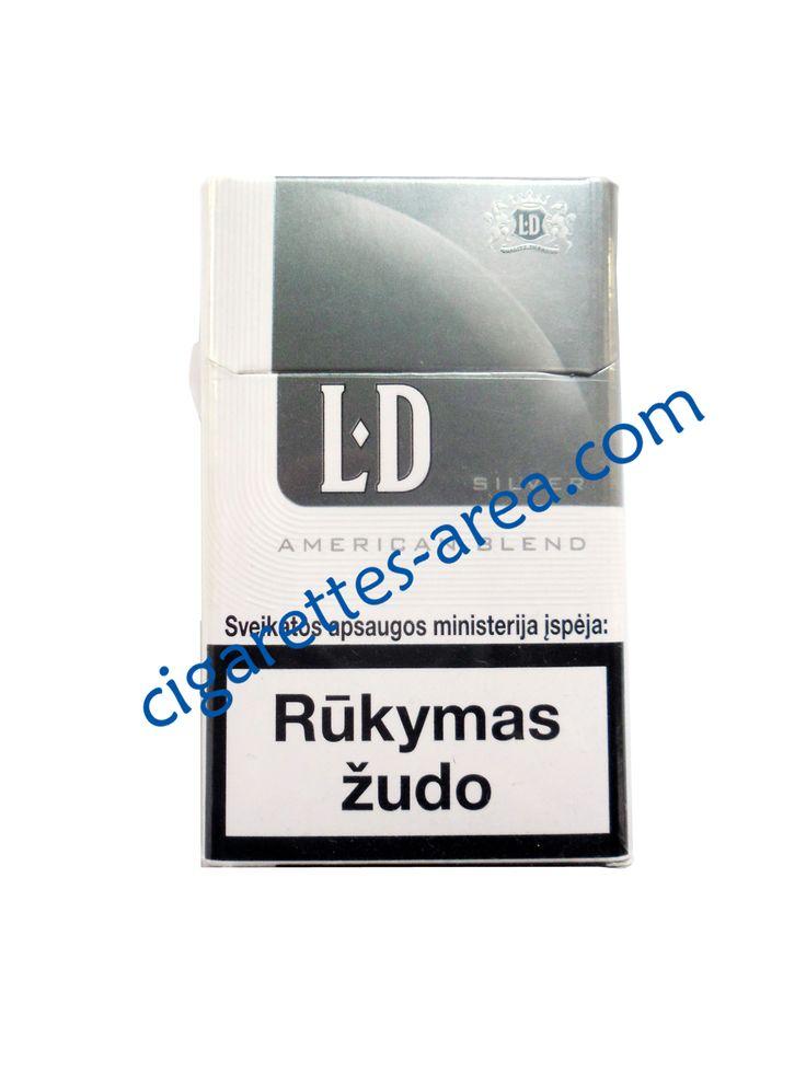 LD Silver cigarettes