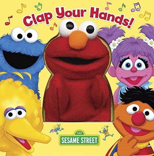 Clap your Hands. Based on my observation in my placement Elmo is one of the favorite character to the toddlers. This book is based on the Elmo character and it also has a puppet, which helps to get more attention of the children. As soon as the children see the Elmo puppet they will be attracted towards it And the ECE can able to use the Elmo as a medium to talk with the children and make them to be active listeners in the circle time.