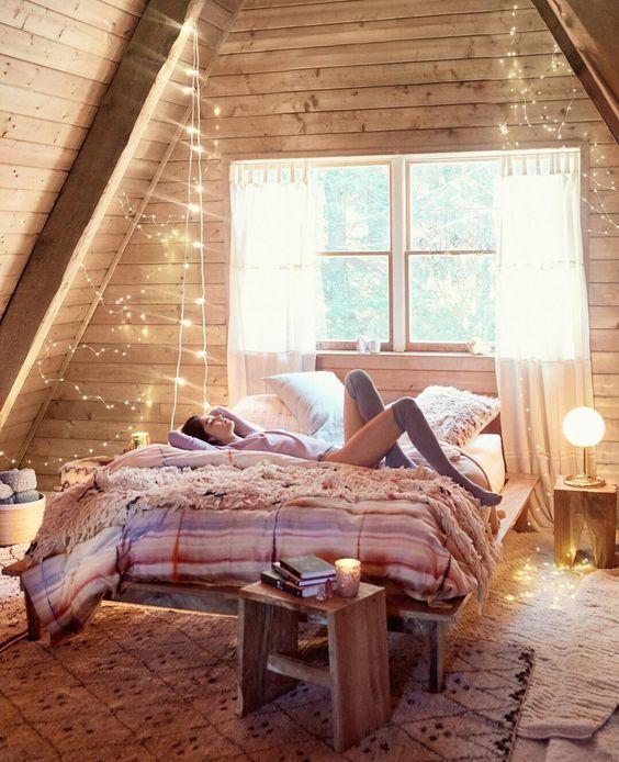 Attic Bed best 25+ teenage attic bedroom ideas on pinterest | teenager rooms