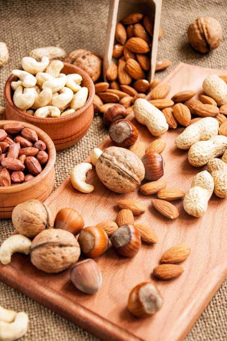 How To Make Homemade Easy And Quick Nut Mix Recipe Nut Recipes Nut Mix Recipe Honey Breakfast