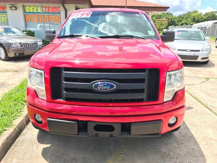 This 2009 Ford F-150 STX is listed on Carsforsale.com for $9,999 in Baton Rouge, LA. This vehicle includes Pickup Bed Light, Pickup Bed Type - Styleside, Tailgate - Removable, Front Bumper Color - Body-Color, Grille Color - Black, Grille Color - Body-Color Surround, Mirror Color - Black, Rear Bumper Color - Body-Color, Armrests - Front Center, Door Sill Trim - Scuff Plate, Floor Material - Rubber/Vinyl, Front Air Conditioning, Front Air Conditioning Zones - Single, Capless Fuel Filler Sy...