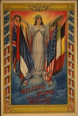 Vintage image. Order from DEKORAMI as a poster, canvas print, mural. Zamów ten obraz w klimacie retro jako plakat, obraz na płótnie lub fototapetę.