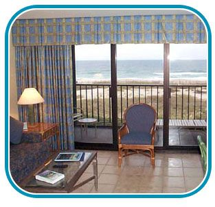 The Surf Suites  Oceanfront hotels & Wrightsville Beach NC accommodations at The Surf Suites North Carolina vacation rentals