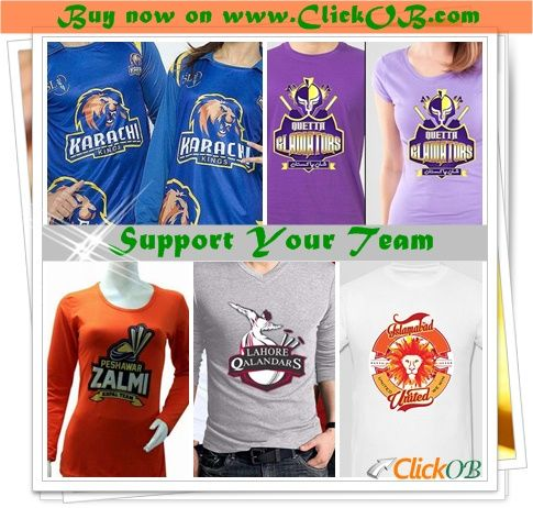 Support Your Favorite PSL Team - ClickOB
