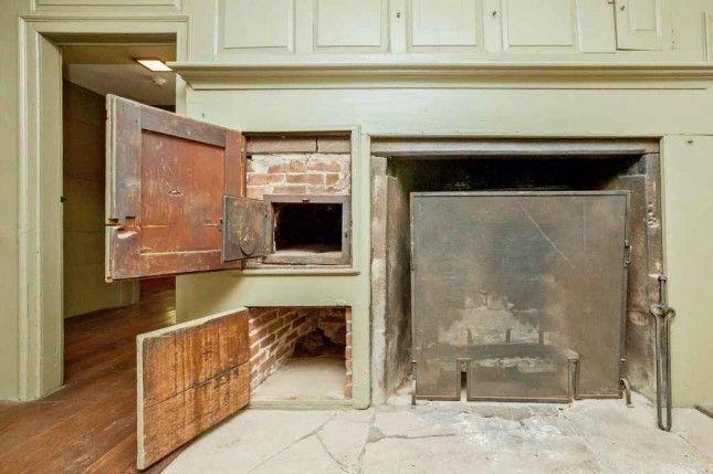 1778 fireplace