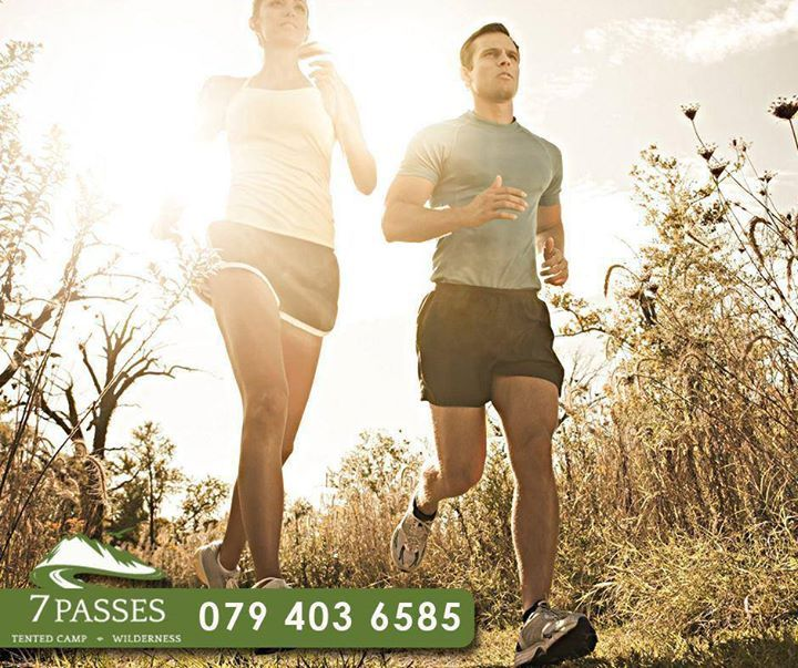 There is nothing as vitalising as a jog through the beautiful surroundings of #7passes. To book your stay, contact us on 079 403 6585. #gardenroute #running #activities