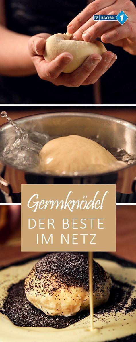 Germknödel Originalrezept – selbermachen ist gar nicht so schwer. Wir haben es … – Rezepte: Hefegebäck
