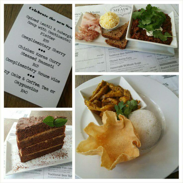 We have a new menu celebrate winter at Meade Cafe today with these delicious choices. #winter #meadecafe #menu