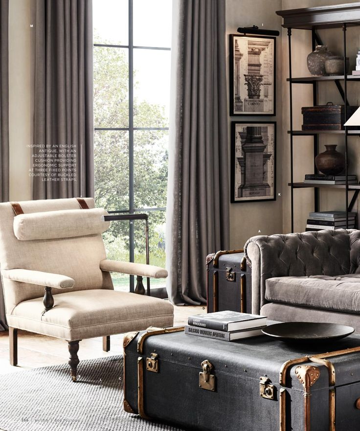 17 Best Images About Design Restoration Hardware On Pinterest Rh Baby Living Rooms And Book
