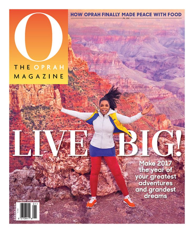 Take a look at this The Oprah Magazine Subscription today!