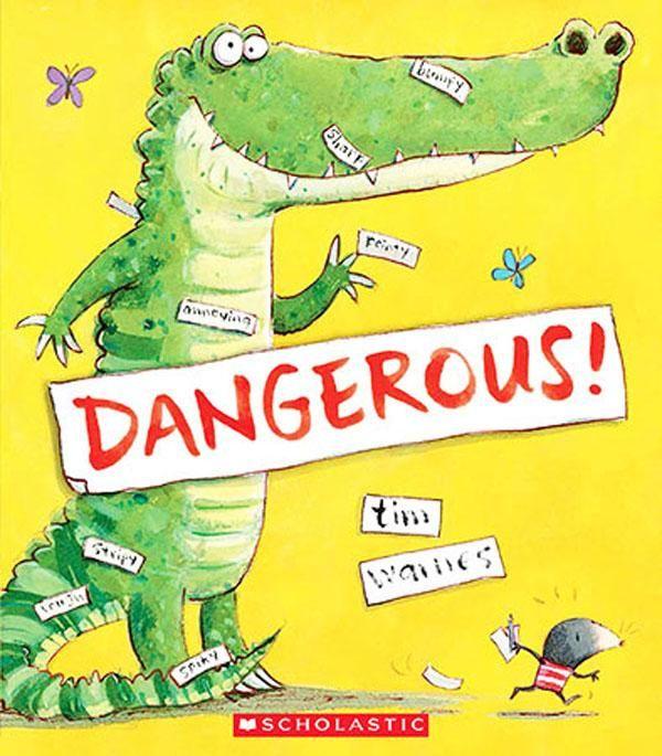 'Dangerous' by Tim Warnes