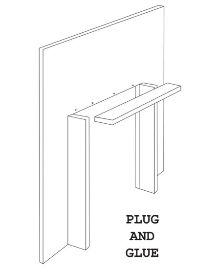 Fireplace - DIY directions