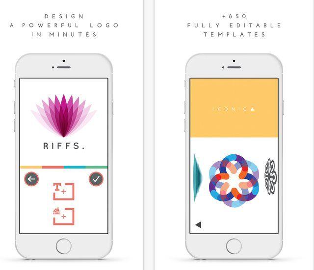 Ver Siguen apareciendo aplicaciones para crear logos, y ahora desde el móvil