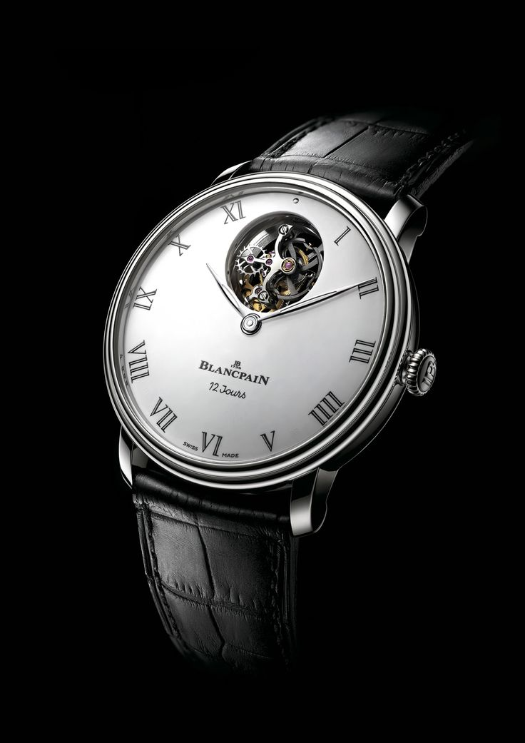 Blancpain 12-Day One-Minute Flying Tourbillon