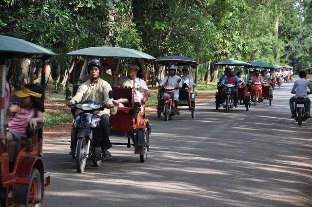 Путеводитель по Камбодже