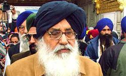 Won't allow forces to push Punjab into turbulent times: Parkash Singh Badal  - Read more at: http://ift.tt/1OjH3Tp