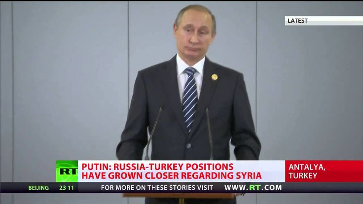 PUTIN : ISIS Financed From 40 Countries - Inc (NATO Members) - FULL SPEECH