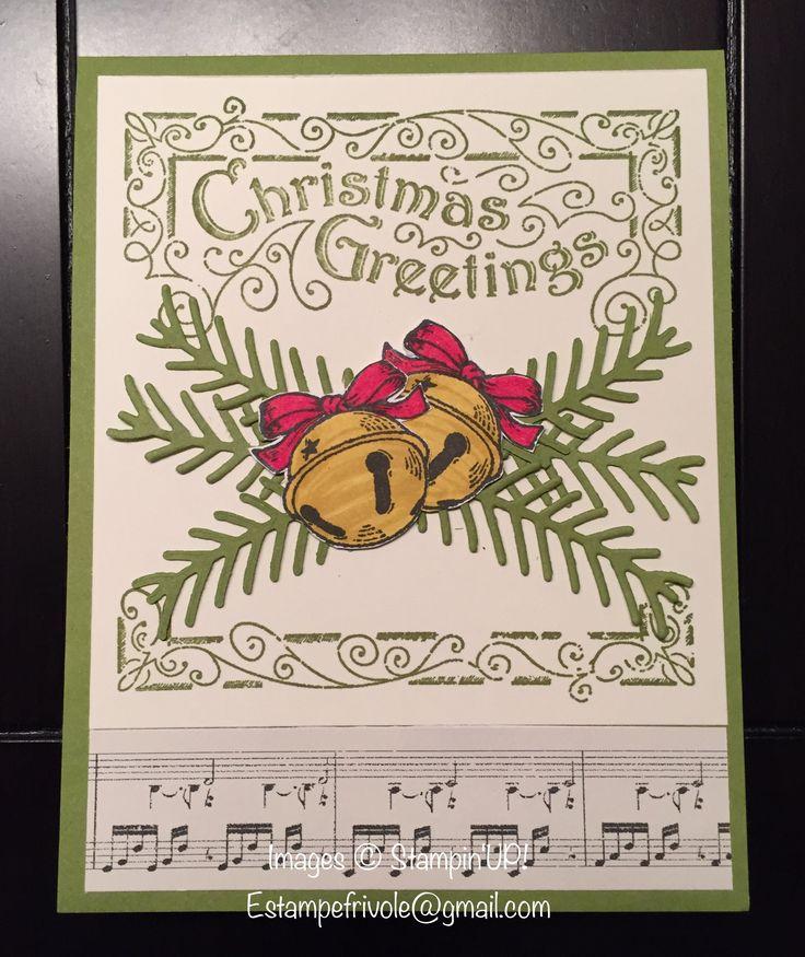 Father Christmas & Christmas Magic, Stampin'UP!