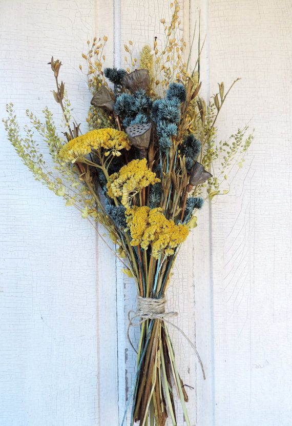 Festival Meadow Dried Flower Bouquet Bouquets And Flowers
