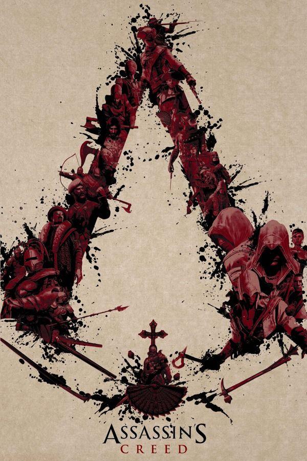 Assassins Creed pelo francês Simon Delart