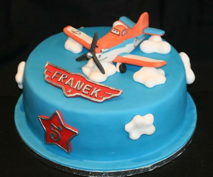 Images Of Plane Cake : 17 Best images about aviones disney cakes on Pinterest ...