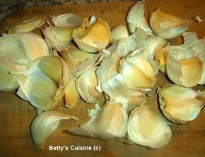Πολτός σκόρδου σε ελαιόλαδο