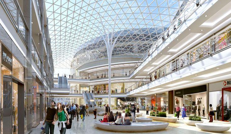 Pasaz Grunwaldzki - Extention | Bose Architects