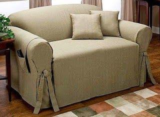 Eu Amo Artesanato: Capa de sofá