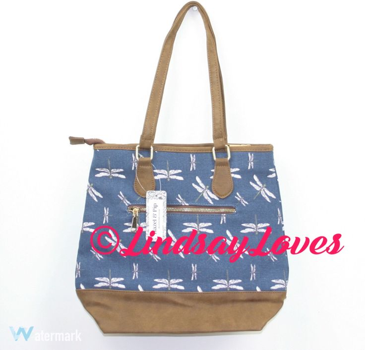 Dragonfly Tote 👜 only £14.99 !