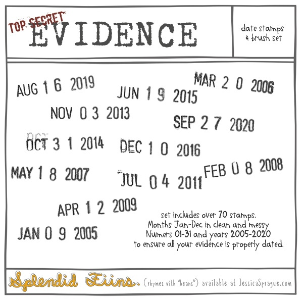 Date stamp photos online