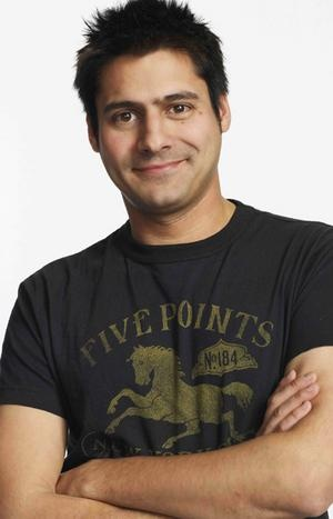 Danny Bhoy - Scottish comedian and I love him.