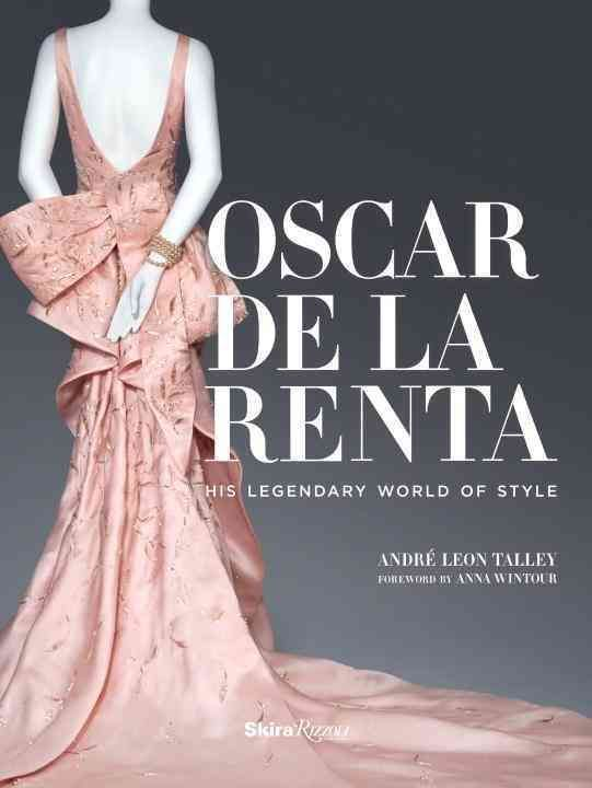A sumptuous monograph tracing the life and legacy of fashion luminary Oscar de la Renta. In October 2014 one of the fashion worlds champions, Oscar de la Renta, passed away, a great loss brightened b